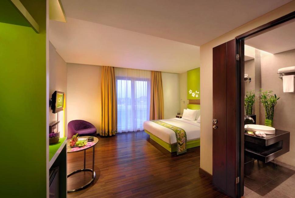 All Seasons hotel denpasar bali room