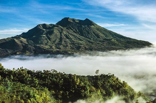 Bali Kintamani mounth