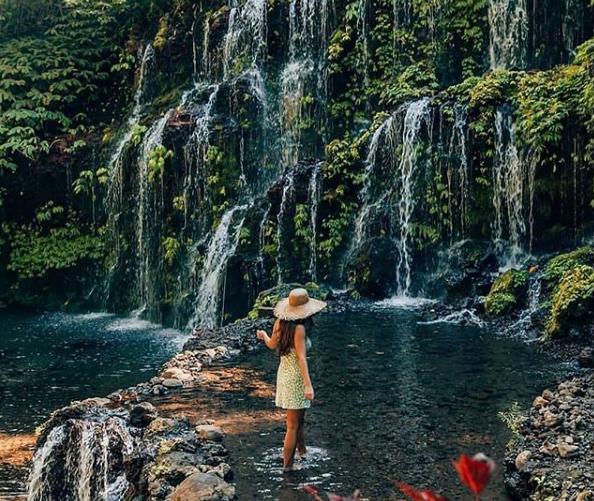 Banyu Wana Amertha waterfalls bali buleleng