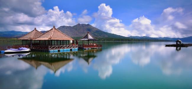 Danau batur Bali