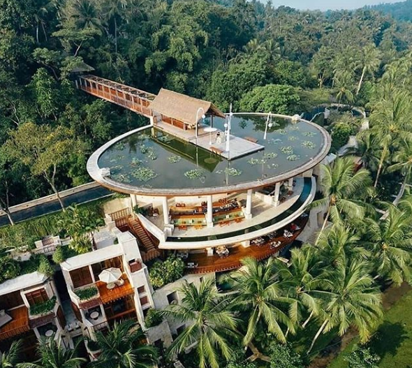 Four Seasons Resort Sayan Ubud Bal up