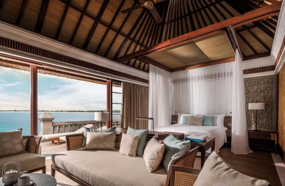 Four Seasons Resort Sayan Ubud Bali room