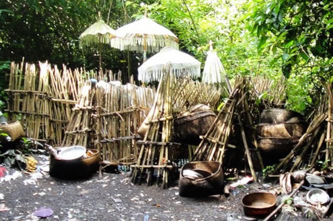 Funeral Trunyan Bali