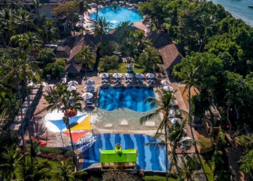 Hotel Prama Sanur Up view