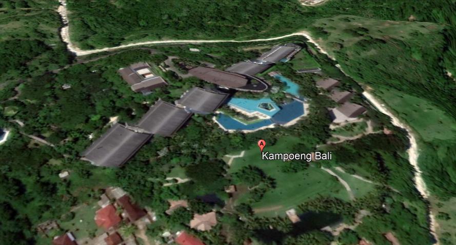 Kampoeng Bali restoran