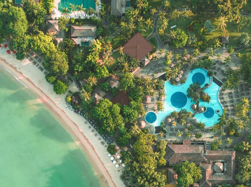 Melia Hotel 5 star nusa dua beach bali
