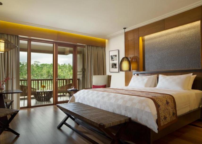 Padma Resort ubud Bali room suite