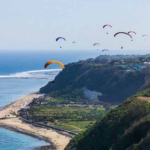 Paragliding in Timbis group
