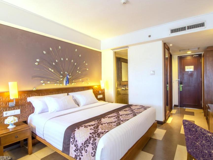 Room Sun Island Hotel Kuta Bali