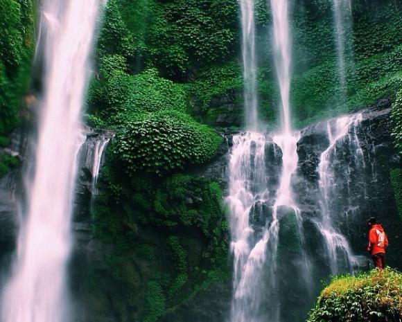 Sekumpul waterfall bali buleleng