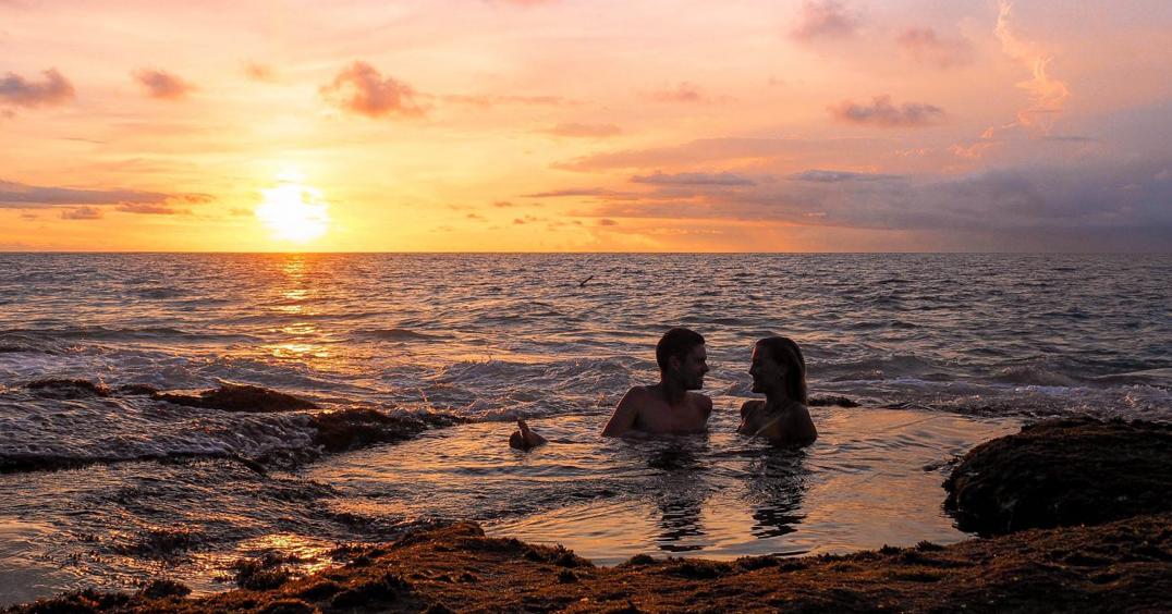 Sunset Tegalwangi Beach Bali