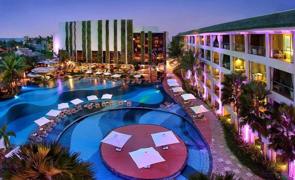 The Stones Legian Bali Hotel
