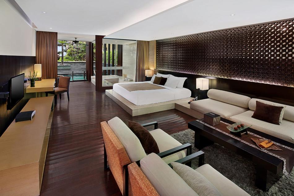room Resort Anantara Seminyak suite