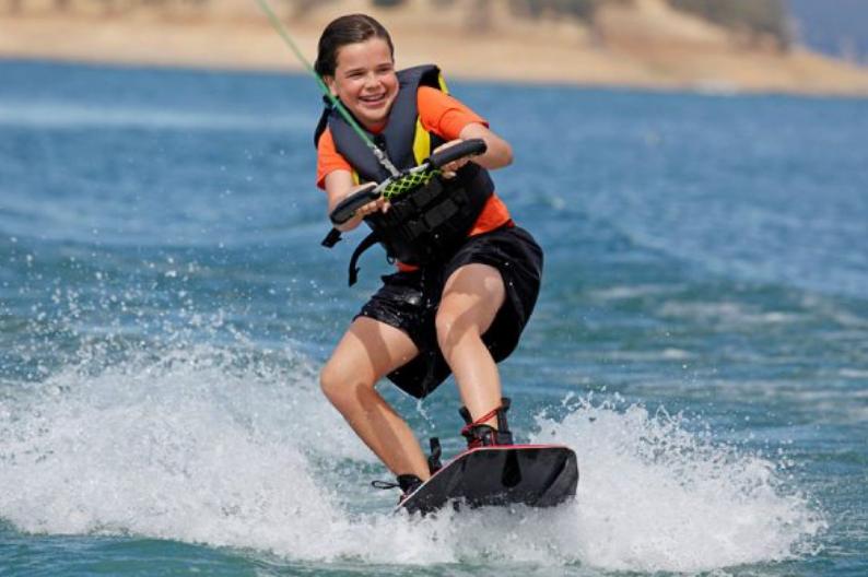 wakeboard tanjung benoa bali kids