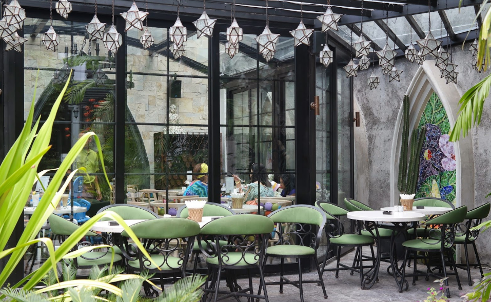 Cafe Gardin Bistro outdoor