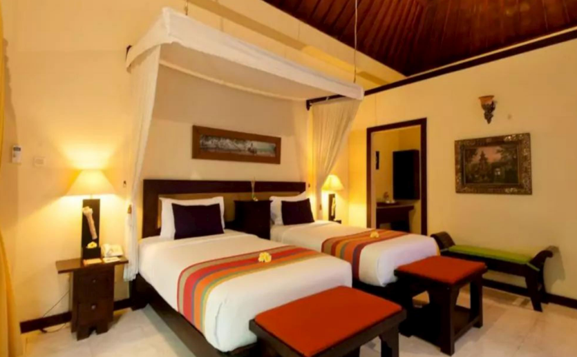 Hotel Beji Ubud Resort room