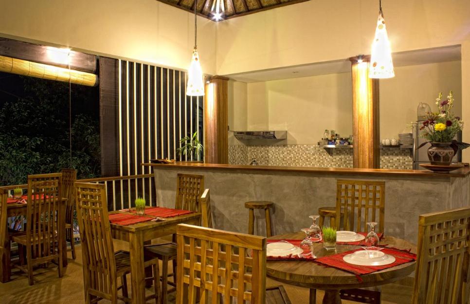 Hotel Sura Inn Ubud resto