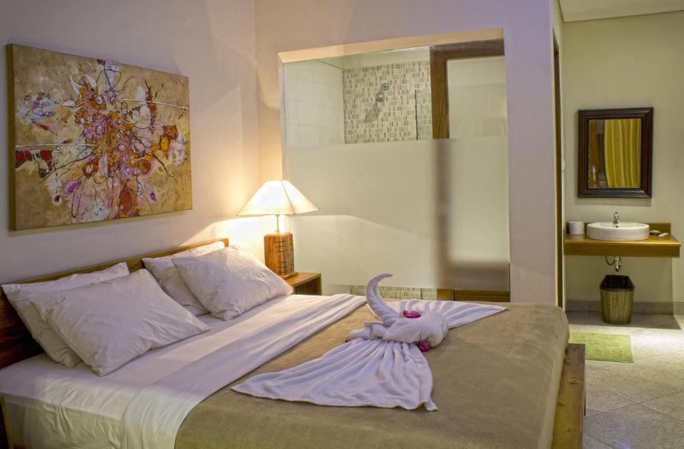 Hotel Sura Inn Ubud room