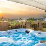 Hotel Zia Bali Seminyakjacuzi