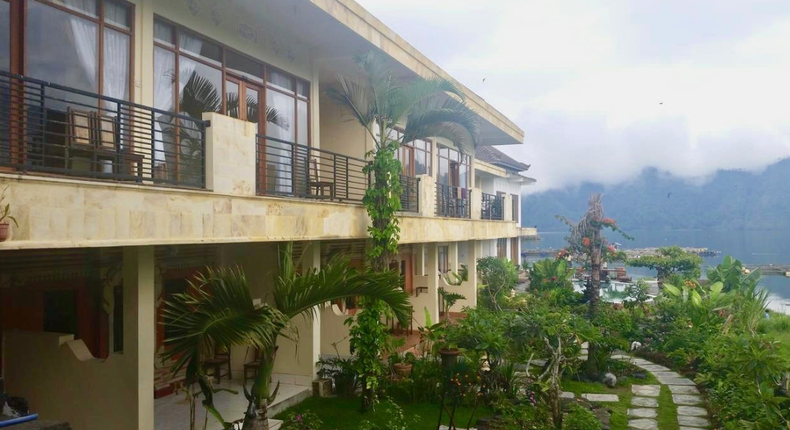 Lakeside Cottages Kintamani batur