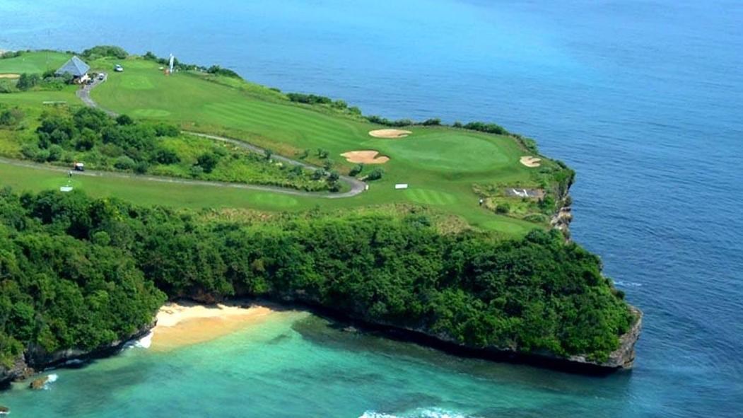 New Kuta Golf Uluwatu Bali beach