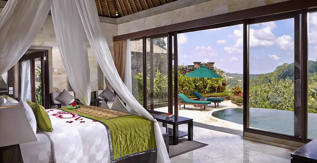 Pita Maha Hotel Ubud bali room