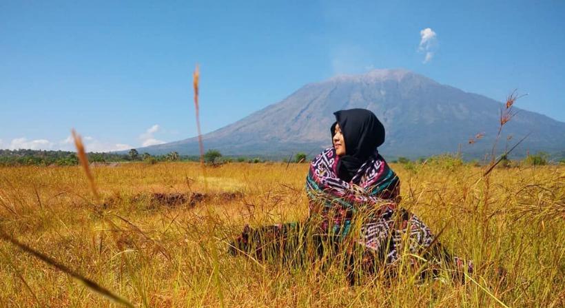 Savana Tianyar Karangasem Bali muslim