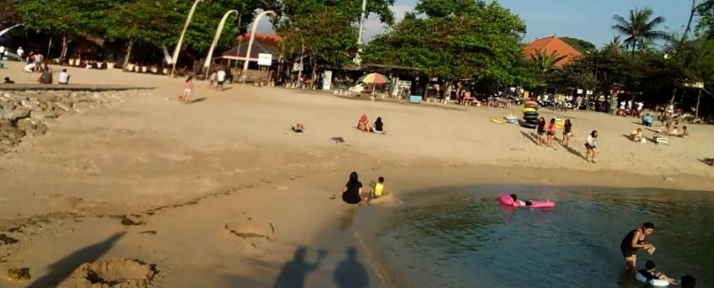 Segara Ayu beach Denpasar full