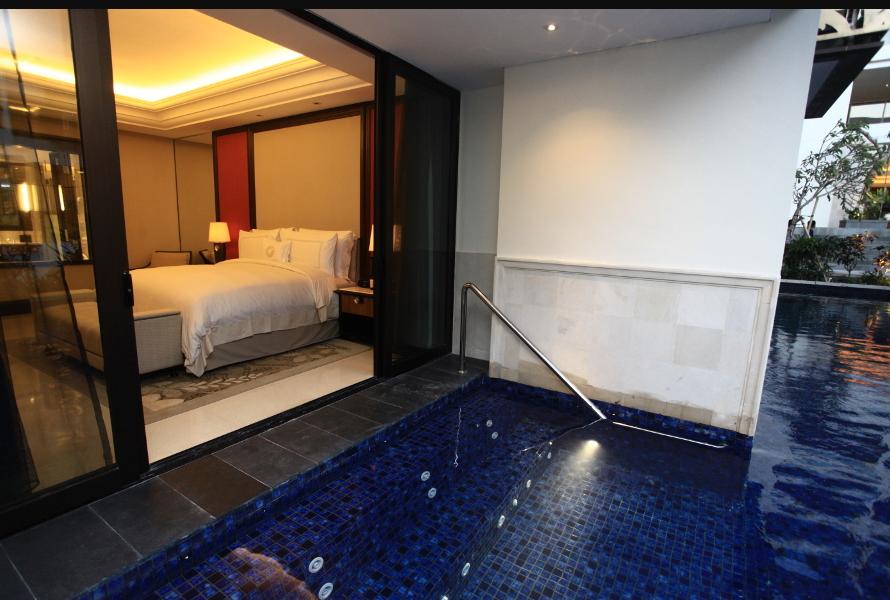 The Trans Resort Bali room
