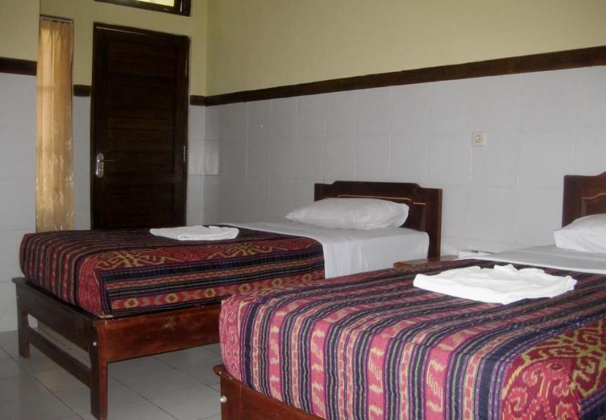 sayang maha mertha hotel legian badroom