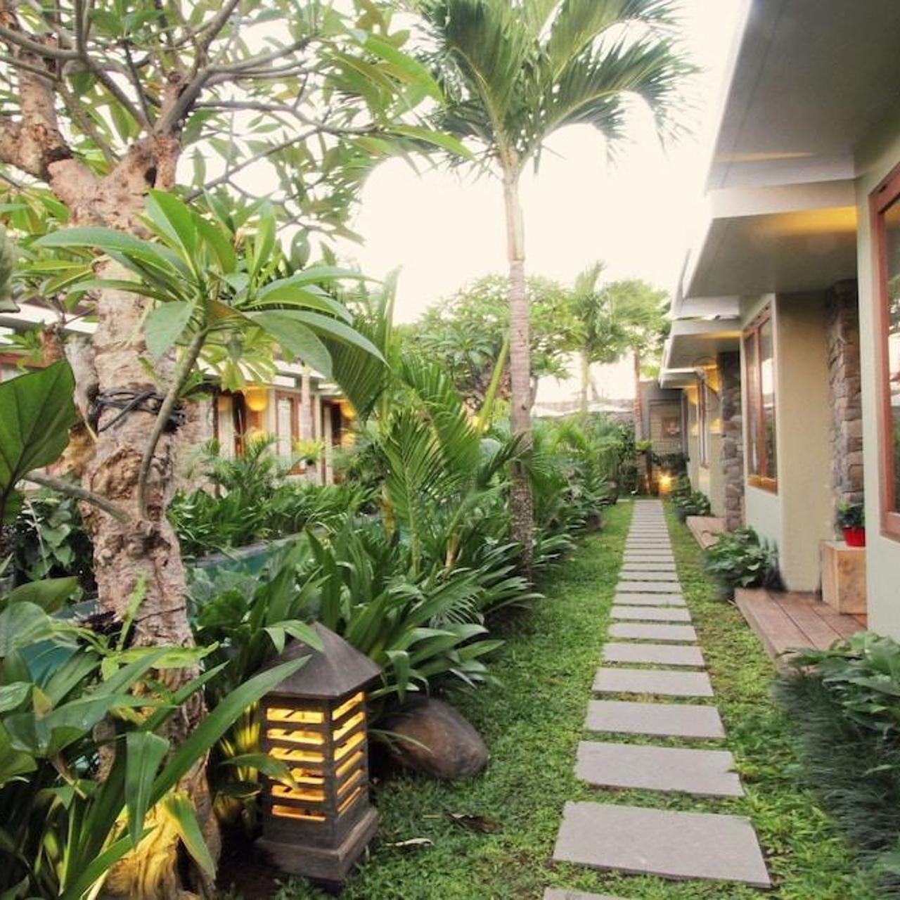 uma karan hotel seminyak bali garden to room