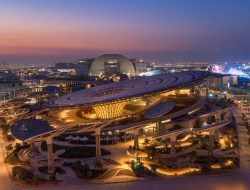 Mushroom farms, Swedish forests and naughty Italian sculptures – has Expo 2020 Dubai been worth the wait?