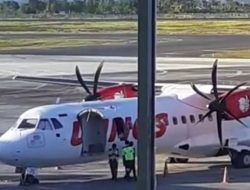 Wings Air flight forced to do emergency landing in Lombok after passenger allegedly pulled open emergency exit