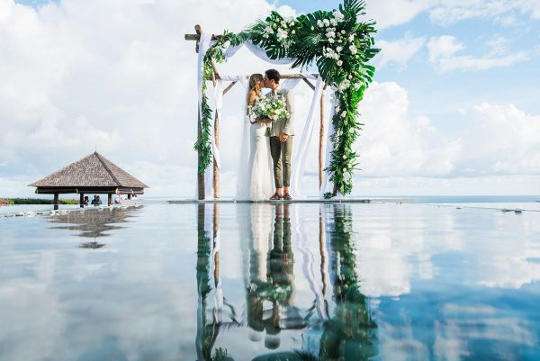 How to plan your Bali wedding in a villa