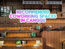 Recommended Coworking Spaces in Canggu