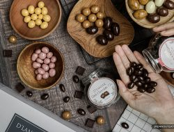 D'Lanier takes Local Premium Chocolate to a new level