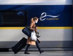 Eurostar trials touchless biometric identification system using facial recognition