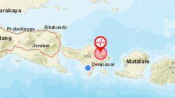 East Bali hit by earthquake